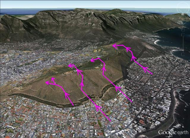 Paragliding-Cape-Town-Signal-Hill