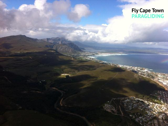 Best Places to paraglide in Cape Town
