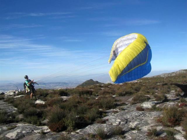 Paragliding-Cape-Town-Table-Mountain-Front-Face