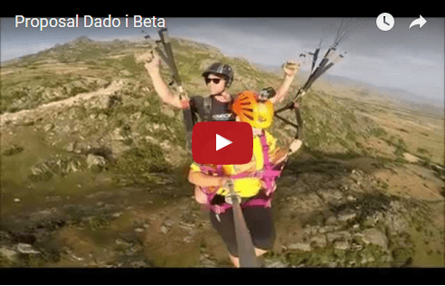 Dado proposes to Beta