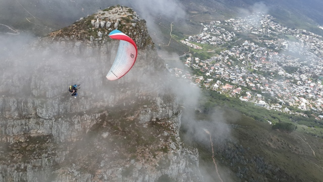learn paragliding africa