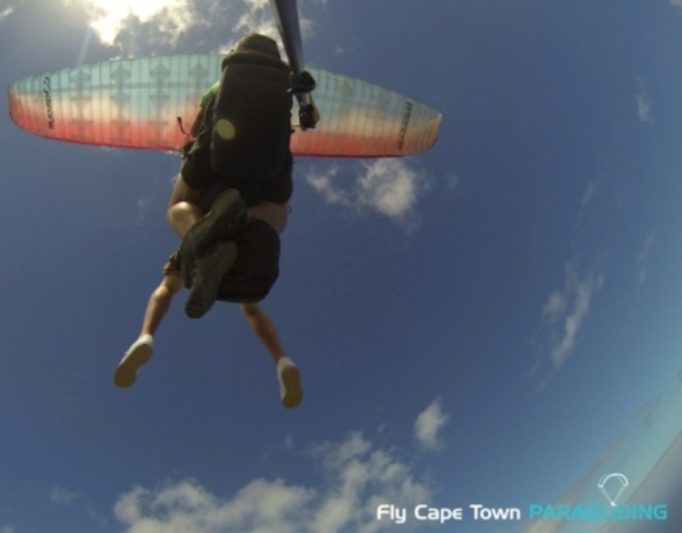 Experience outstanding tandem paragliding with Fly Cape Town