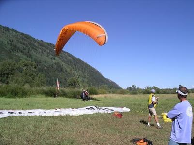 Paraglider-Flair