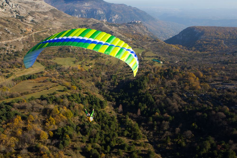4 Good Candidates for Your First Paraglider | Fly Cape Town