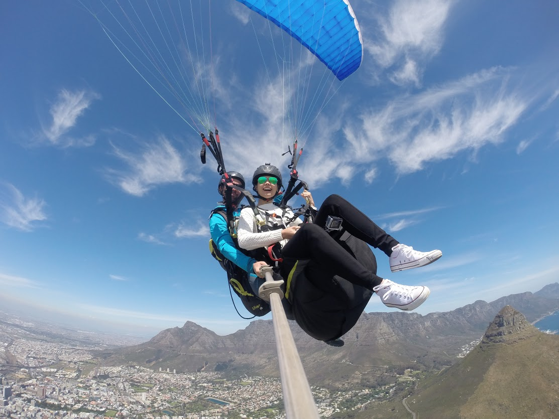 Learning Paraglide