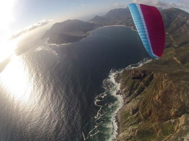 Paragliding Classic XC Routes | Signal Hill to Kommetjie | Fly CT