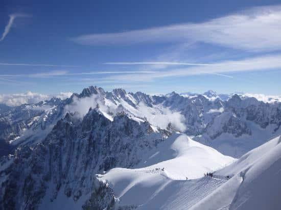 Paragliding-Chamonix