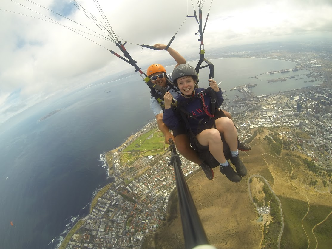 safety training paragliding
