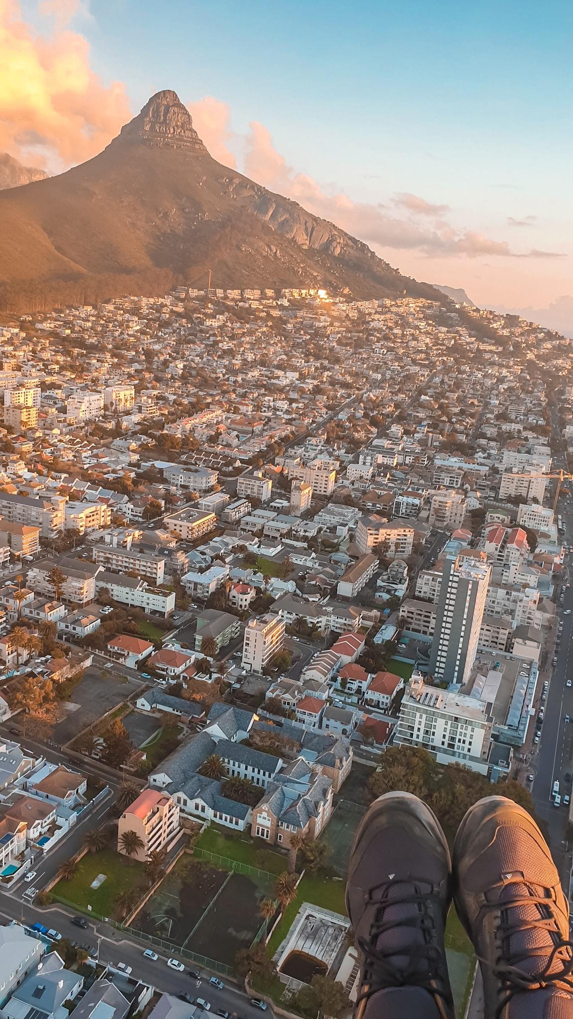 Paragliding Flights Cape Town | Paragliding Cape Town